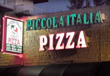 Piccola Italia, increasing customer base with eBiz Miami marketing efforts